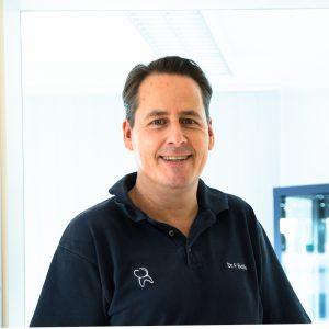 Dr. Patrick Bohle Porträtbild